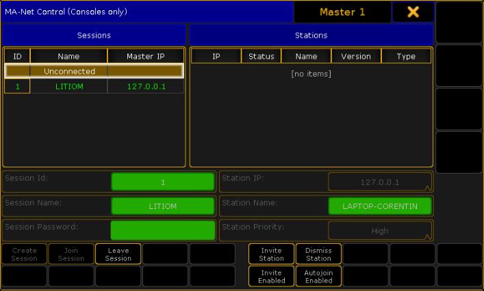 Controler La Console A Distance Via Le Serveur Telnet Grandma2 Fr